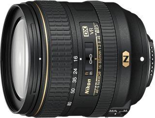 Nikon AF-S DX Nikkor 16-80 mm 1:2,8-4E ED VR