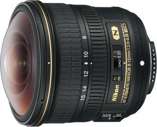 Nikon AF-S Nikkor 8-15 mm 1:3,5-4,5 E ED