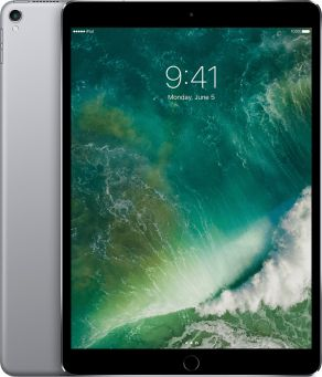 Apple iPad Pro 2017 WLAN + Cellular 10,5 Zoll (2. Gen) 512GB