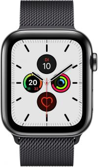 Apple Watch Edelstahlgehause Series 5