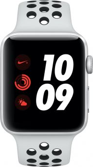 Apple Watch Nike+ Aluminium­gehäuse Series 3